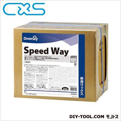 シーバイエス 樹脂ワックス スピードウェイ 18L (4384030) 1ケース