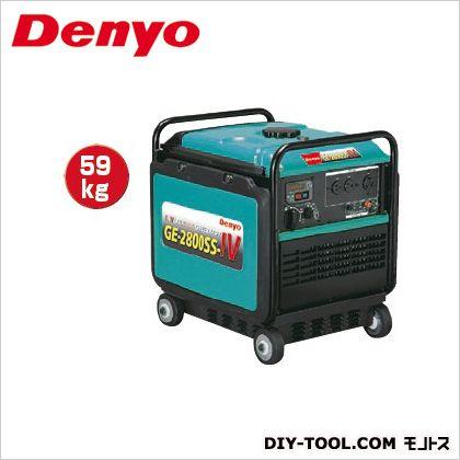 Denyo gasoline engine generator (GE-2800SS-IV)