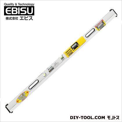 エビス デジタルフォルトチェックレベル施工用(品確法対応水平器) 1500mm ED-150DFCSN