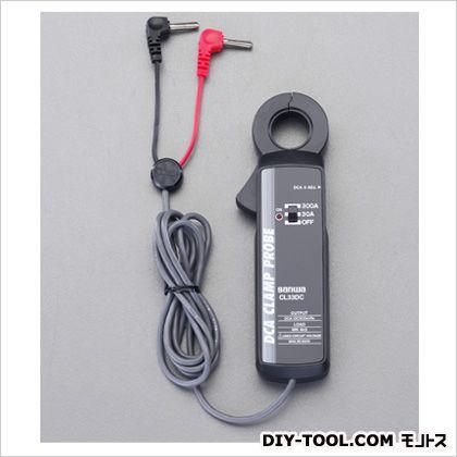 [デジタルマルチテスター用]クランプ式電流センサー (EA707D-70)