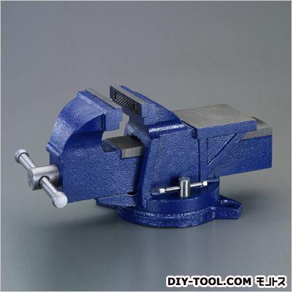 ベンチバイス(回転台付) 125mm (EA525FC-3)