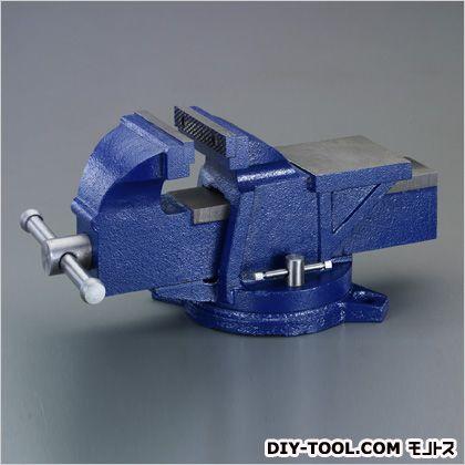 ベンチバイス(回転台付) 150mm (EA525FC-4)