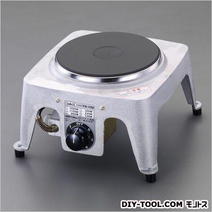エスコ/esco AC100V/1.5kw電気コンロ EA763AK-41