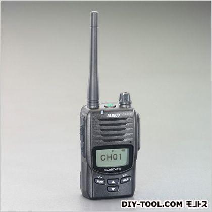 エスコ/esco 5Wデジタルトランシーバー(要登録) EA790AK-31
