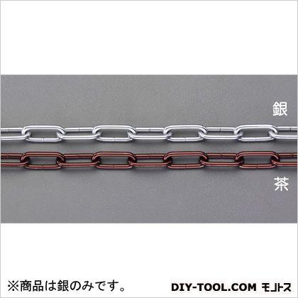 チェーン(アルミ製) シルバー 5.0mm×15m (EA980AL-3)