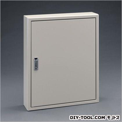エスコ/esco [屋内用]盤用キャビネット(片扉) 600×160×700mm EA940CZ-10