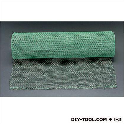 目亀甲網(鉄ビニール被覆製) 0.91×30m/26mm (EA952AC-52)