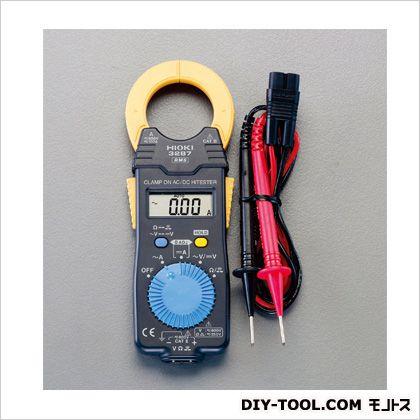 デジタルクランプメーター 57(W)×16(D)×180(H)mm (EA708AB-6)
