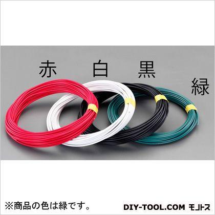 14mm2x20mIV電線(撚線) 緑 (EA940AT-204)