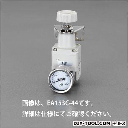 "Rc1/8""0.005-0.2MPa精密エアーレギュレーター (EA153C-42)"