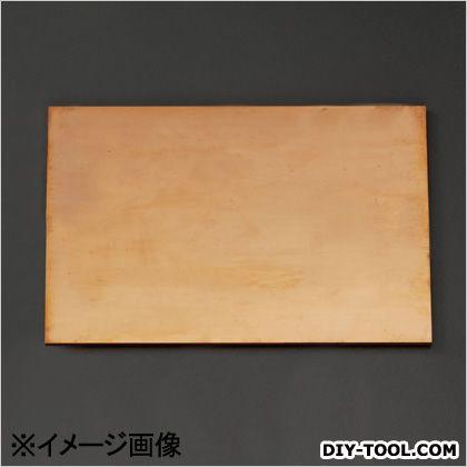 ※法人専用品※エスコ(esco) 銅板 600x300x7mm EA441VA-74