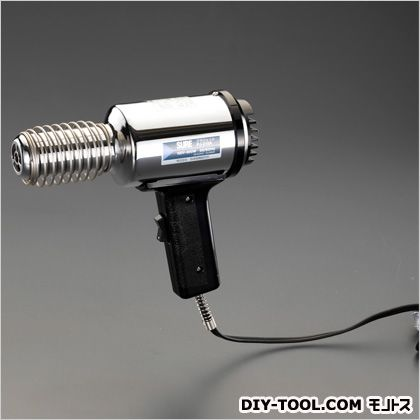 AC100V/600Wヒートガン(軽量型) φ70(W)×208(L)×177(H)mm (EA365VA-4)