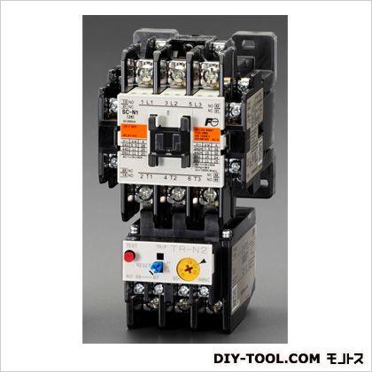 200V/200V・5.5kw電磁開閉器(標準形) 74×97×146(H)mm (EA940NA-42)