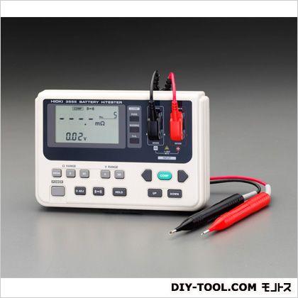 【お気に入り】 ※法人専用品※エスコ(esco) バッテリーハイテスター FACTORY EA709CA-1:DIY 196(W)×50(D)×130(H)mm SHOP ONLINE-DIY・工具