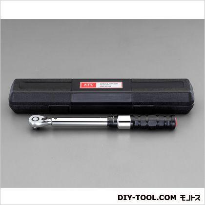 """エスコ/esco 60-300Nm1/2""""sqトルクレンチ L:480mm、B:39.5mm、H:18mm EA723JE-44"""