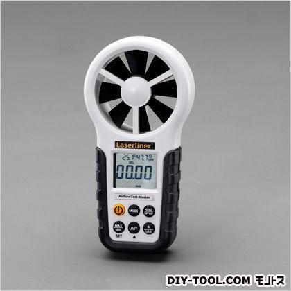 デジタル風速・風量計 85(W)×38(D)×165(H)mm (EA739AV)