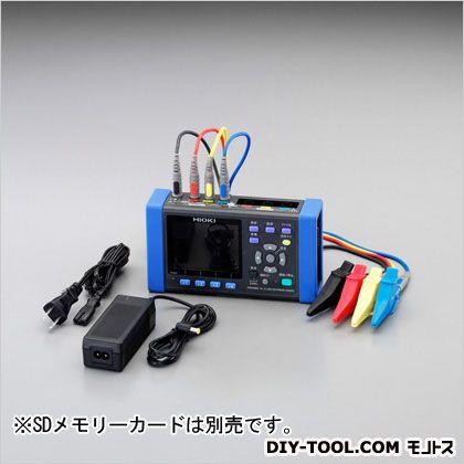 エスコ/esco 電力データロガー 180(W)×50(D)×100(H)mm EA742GH