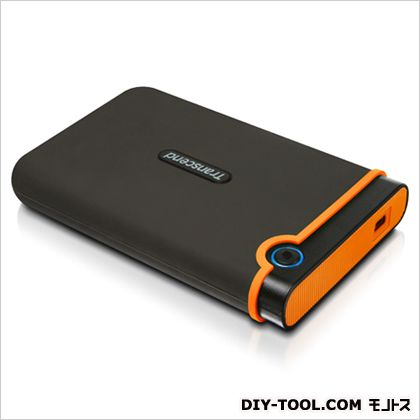 500GB携帯用ハードディスク 129.5(W)×20.4(D)×82.4(H)mm (EA759GW-6D)