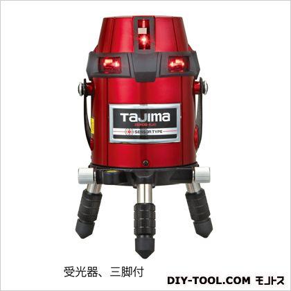 エスコ/esco レーザー墨出し器(三脚・受光器セット) φ126mm×204(H)mm EA780T-15S