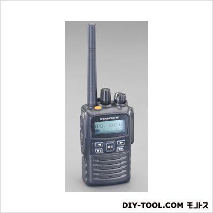 エスコ/esco トランシーバー(防水型) 56(W)×46(D)×96(H)mm(電池装着時) EA790MD-1