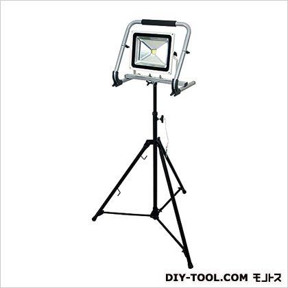 ※法人専用品※エスコ(esco) AC100V/200V兼用(50W)LED作業灯(三脚付) W1050×D1050×H1553~2277mm EA814N-16