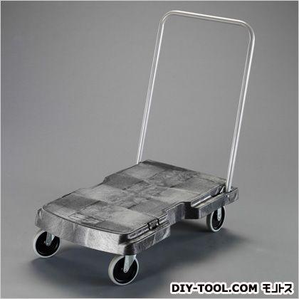エスコ 826x521mm/227kg運搬車(ドーリー兼用/樹脂製)  EA520BN-1