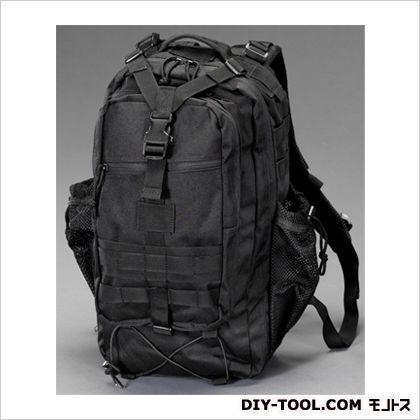 457x254x229mmリュックサック ブラック 254(W)×229(D)×457(H)mm (EA927CE-7)