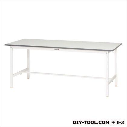 エスコ 1500x600x740mmワークテーブル 1500(W)×600(D)×740(H)mm EA956TA-8