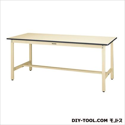エスコ 1500x600x740mmワークテーブル 1500(W)×600(D)×740(H)mm EA956TH-7