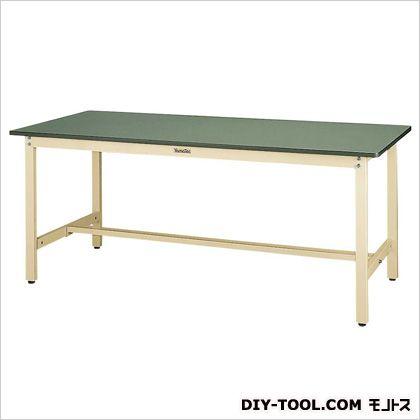 エスコ 1500x750x740mmワークテーブル 1500(W)×750(D)×740(H)mm EA956TH-28