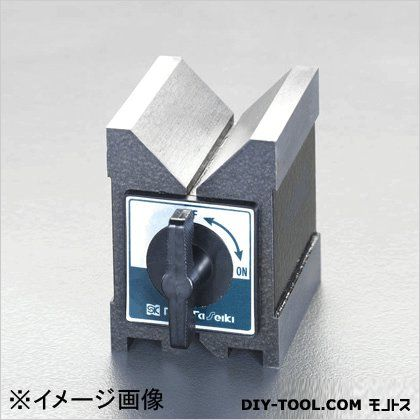 マグネットVブロック 95x70x80mm (EA719DL-1)