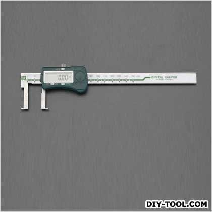ノギス(デジタル/インサイド型) 150mm (EA725CR-150B)