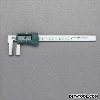 ノギス(デジタル/ネック型) 150mm (EA725CS-150)