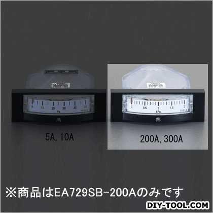0-2.0KPa微差圧計 (EA729SB-200A)