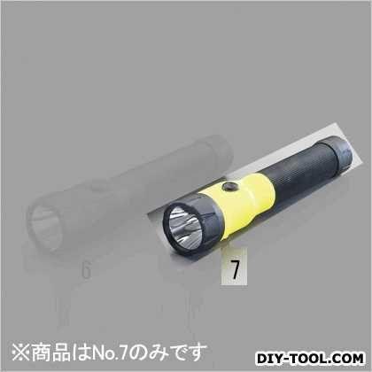 [充電式]LEDライト(イエロー) φ45×205mm (EA758SD-7)