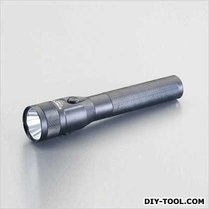 [充電式]LEDライト φ45×215mm (EA758SD-15)
