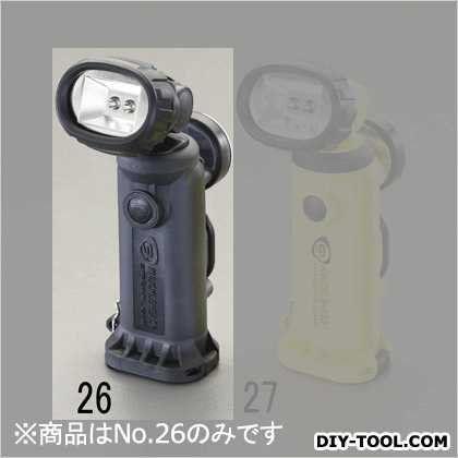 [充電式]LEDライト(マグネット付/ブラック) 72×70×234(H)mm (EA758SD-26)