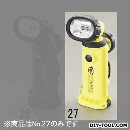 [充電式]LEDライト(マグネット付) イエロー 72×70×234(H)mm (EA758SD-27)
