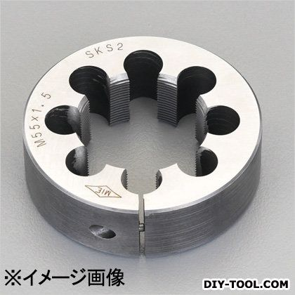 M55x2.0[100mm径][SKS2]ダイス (EA829MM-55B)