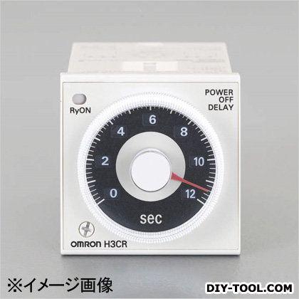 AC100-120V電源オフディレータイマー(0.05-12秒) (EA940LG-31)