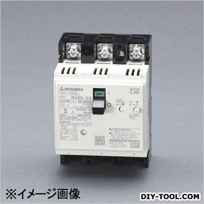 AC100-230V/15A/3極漏電遮断器(フレーム30) (EA940MN-3)