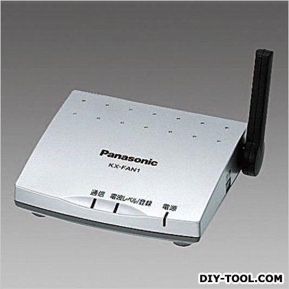 電話機用中継アンテナ 101(W)×82(D)×27(H)mm (EA864BD-200)