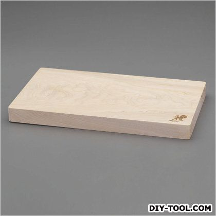 まな板(檜製) 450x270x30mm (EA912J-9)
