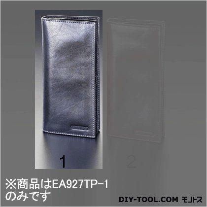 札入れ(本革製) ブラック 90x190mm (EA927TP-1)