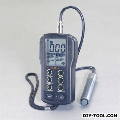 導電率計 79.5(W)×37(D)×144.6(H)mm (EA776BC-1A)