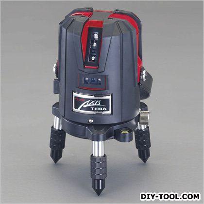 ※法人専用品※エスコ(esco) レーザー墨出し器 φ121×196(H)mm EA780T-2A