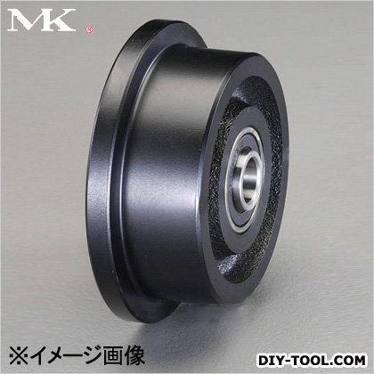 [L型/枠無]重量戸車 150mm (EA986VD-350)