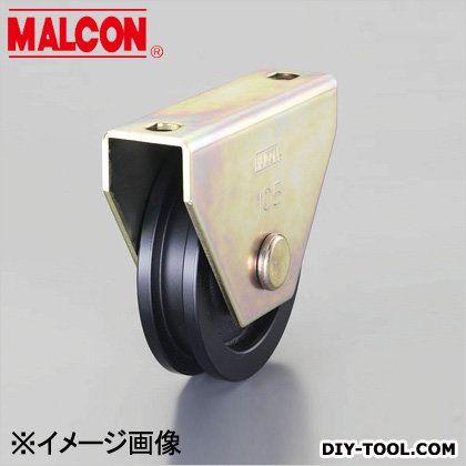 [コ型]重量戸車 150mm/2000kg (EA986VF-150)