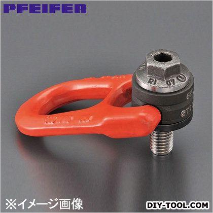 回転スイベル吊り環 1.00ton/M12x21mm (EA987GE-32)