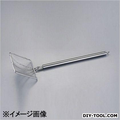 すくい網(ステンレス製) 260x260x740mm (EA992C-39)